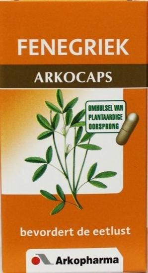 Arkocaps Fenegriek afbeelding