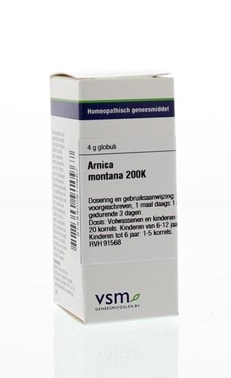 VSM Arnica montana 200K afbeelding