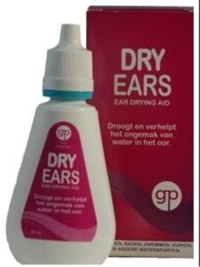 Get Plugged Dry ears afbeelding