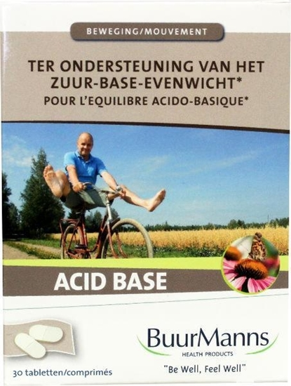 Buurmanns Acid base afbeelding
