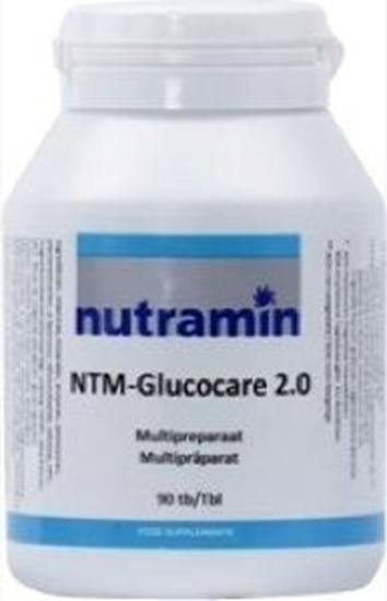 Nutramin NTM glucocare 2.0 afbeelding