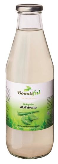 Bountiful Aloe vera sap bio afbeelding