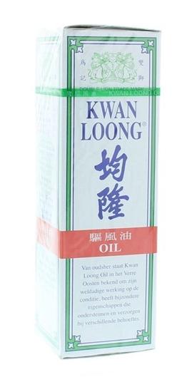 Kwan Loong Kwan loong olie afbeelding