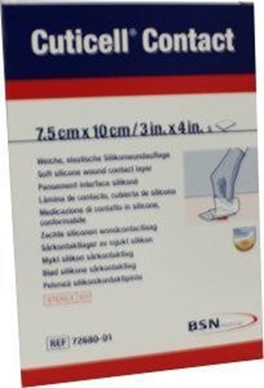 Cuticell Contact 7.5 x 10 cm afbeelding