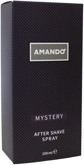Amando Mystery aftershave spray afbeelding