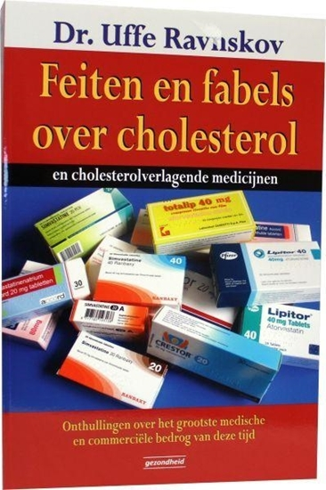 Succesboeken Feiten en fabels over cholesterol afbeelding