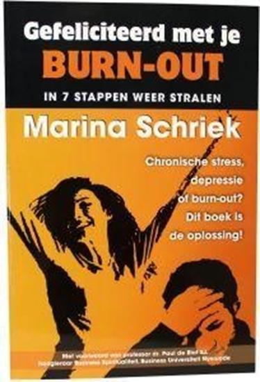 Succesboeken Gefeliciteerd burnout afbeelding