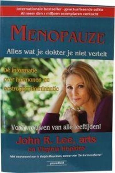 Succesboeken Menopauze, alles wat je dokter je niet vertelt afbeelding