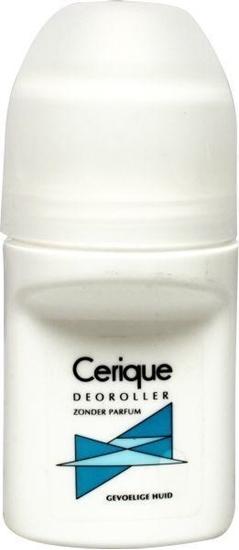 Cerique Deodorant roller ongeparfumeerd afbeelding