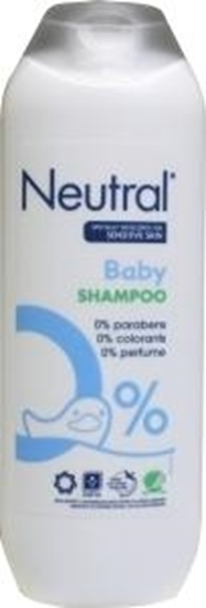 Neutral Baby shampoo afbeelding