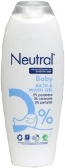 Neutral Baby wasgel afbeelding