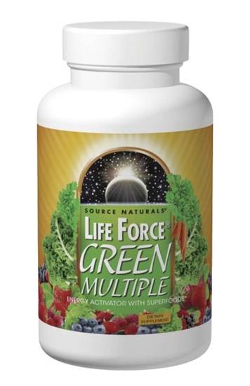 Source Naturals Life Force Green Multiple afbeelding