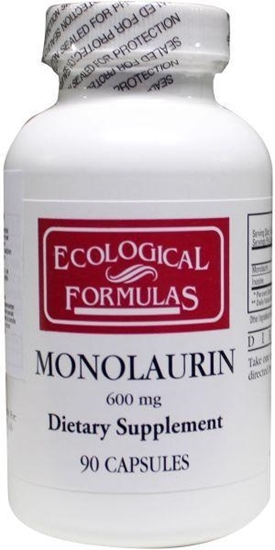 Ecological Form Monolaurine 600 mg afbeelding