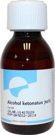 Chempropack Alcohol ketonatus 70% afbeelding
