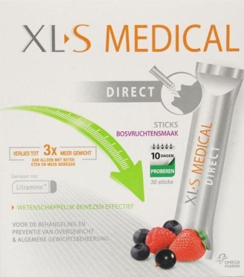 XLS Medical Vetbinder bosvruchten afbeelding
