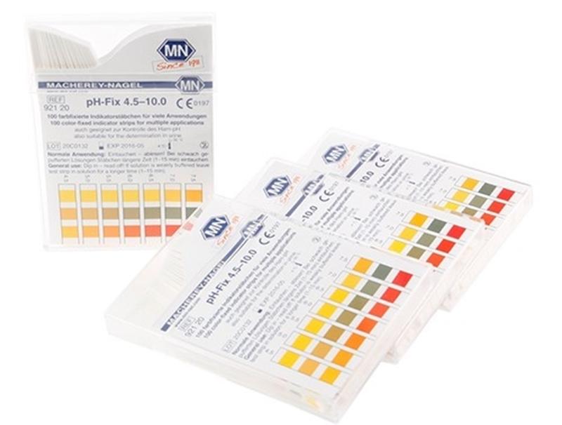 ALKA pH Test strips afbeelding