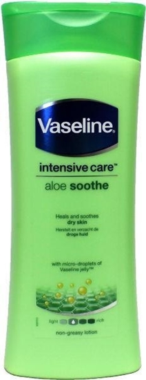 Vaseline Bodylotion aloe afbeelding