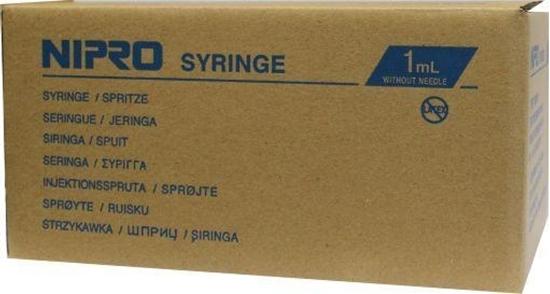 Medeco Injectiespuit 1 mlk tuberculine afbeelding