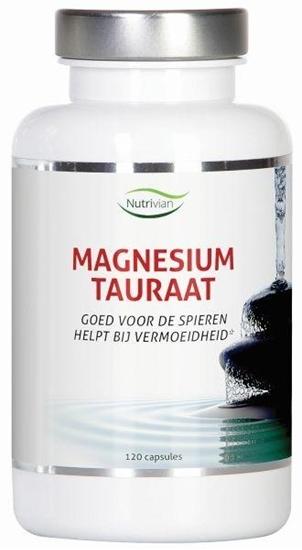 Nutrivian Magnesium tauraat B6 afbeelding