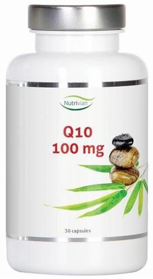 Nutrivian Q10 100 mg bioperine afbeelding