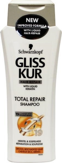 Gliss Kur Shampoo total repair afbeelding