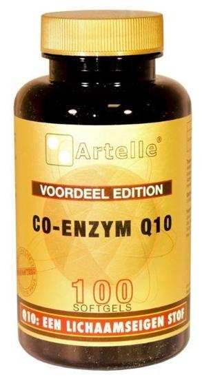 Artelle Co-enzym Q10 100 mg afbeelding