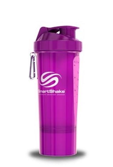 Liever Gezond Smartshake neon purple 500 ml afbeelding