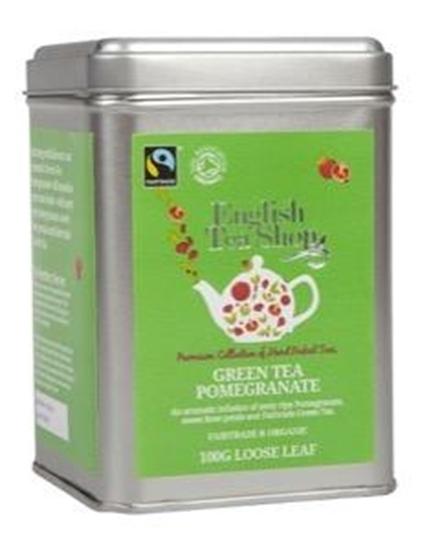 English Tea Shop Green tea pomegranate afbeelding
