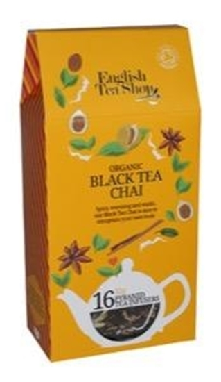 English Tea Shop Black tea chai afbeelding