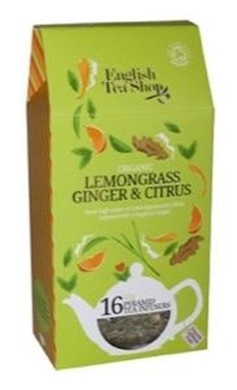 English Tea Shop Lemongrass ginger & citrus afbeelding