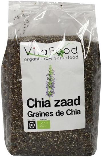 Vitafood Chia zaad afbeelding