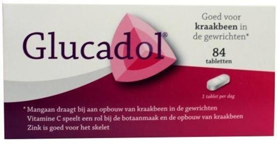 Glucadol Glucadol tabletten afbeelding