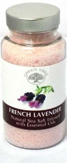 Green Tree Aromabrander zeezout French lavender afbeelding