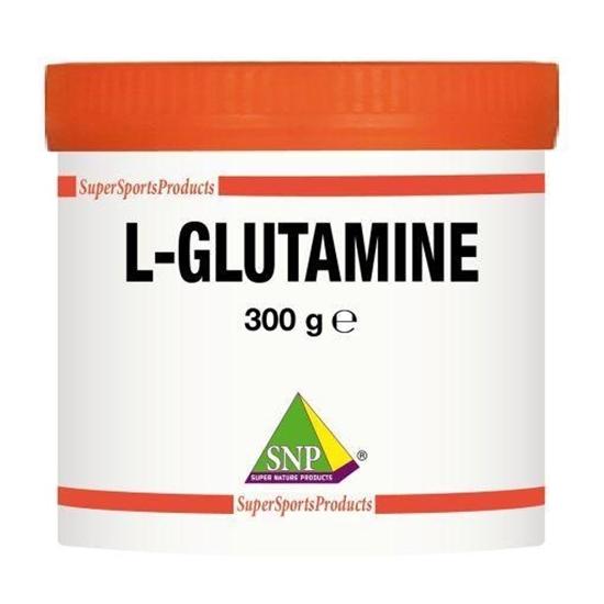 SNP L-Glutamine puur afbeelding