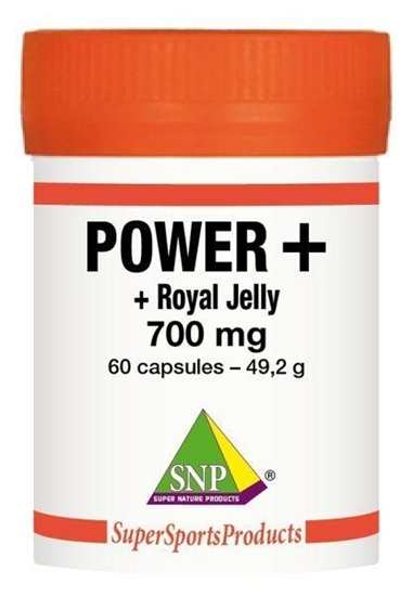 SNP Power plus 700 mg afbeelding