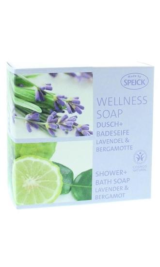 Speick Welness zeep lavendel & bergamot afbeelding