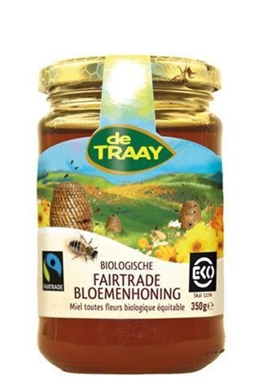 Traay Bloemenhoning Fair trade bio afbeelding