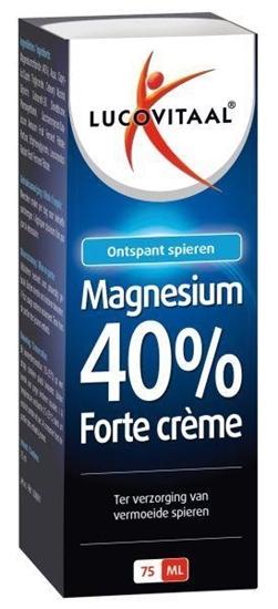 Lucovitaal Magnesiumcreme afbeelding