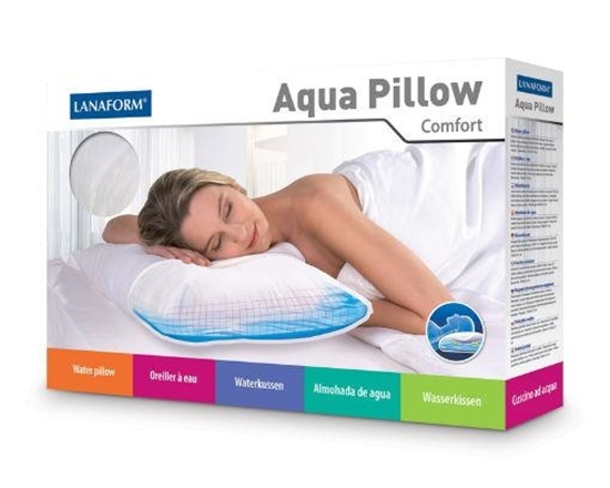 Lanaform Aqua pillow waterkussen 70 x 50 cm afbeelding