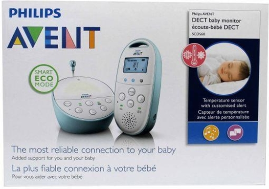 Avent Dect babyfoon SCD560 afbeelding