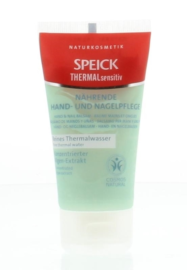 Speick Thermal sensitive hand & nagel creme afbeelding