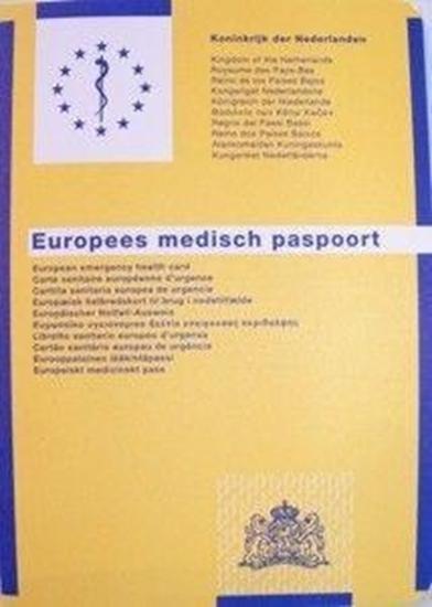 SDU Europees medisch paspoort SDU afbeelding