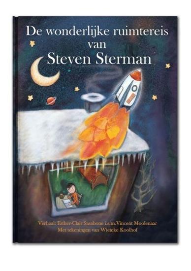 Sterrenstof De wonderlijke ruimtereis van Steven Sterman afbeelding