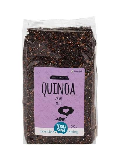 TerraSana Super quinoa zwart afbeelding
