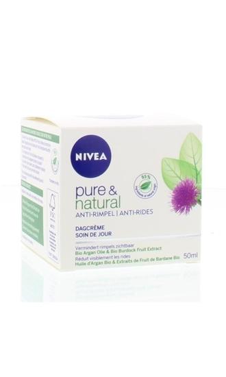 Nivea Pure & natural anti age day afbeelding