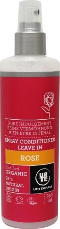 Urtekram Rozen spray conditioner afbeelding