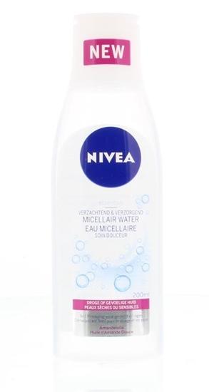 Nivea Essentials micellair water verzachtend/verzorgend afbeelding