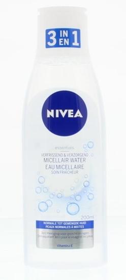 Nivea Visage essentials verfrissend micellair water afbeelding