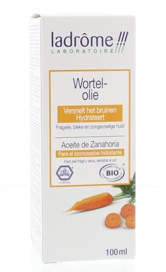 La Drome Wortelolie bio afbeelding