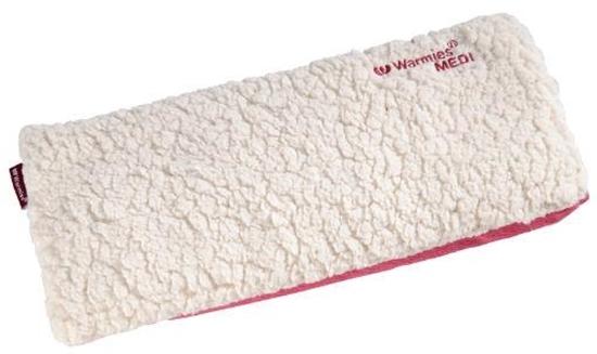Warmies Hot pak sherpa beige afbeelding